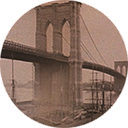 Ken Burns on the Brooklyn Bridge