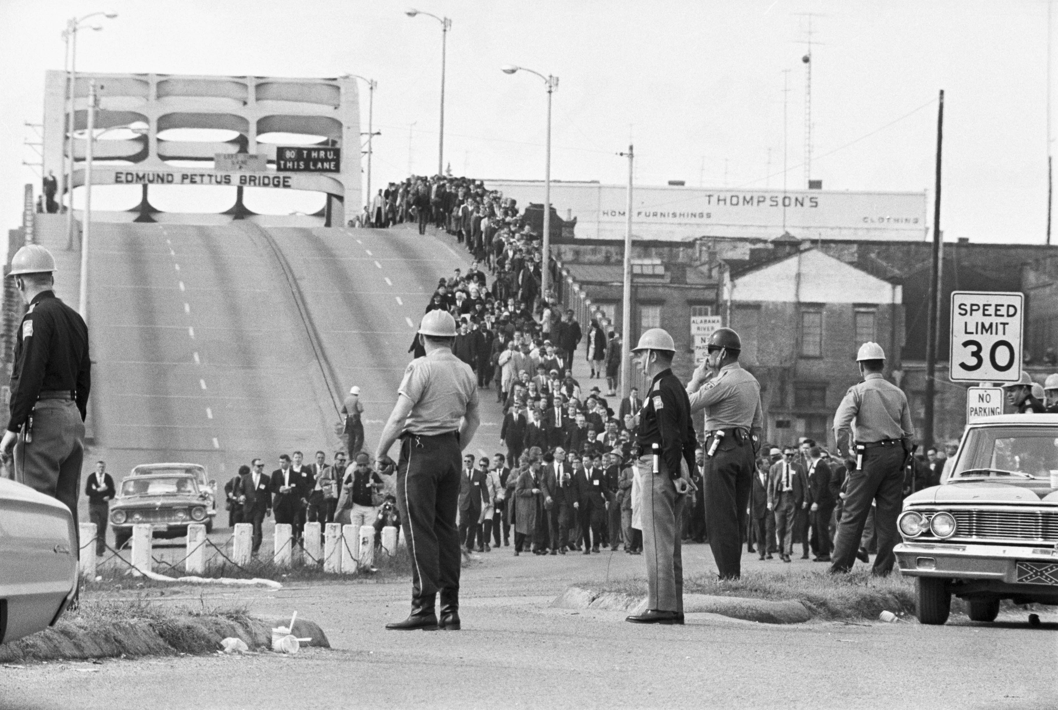 Edmund Pettus Bridge - A Second March