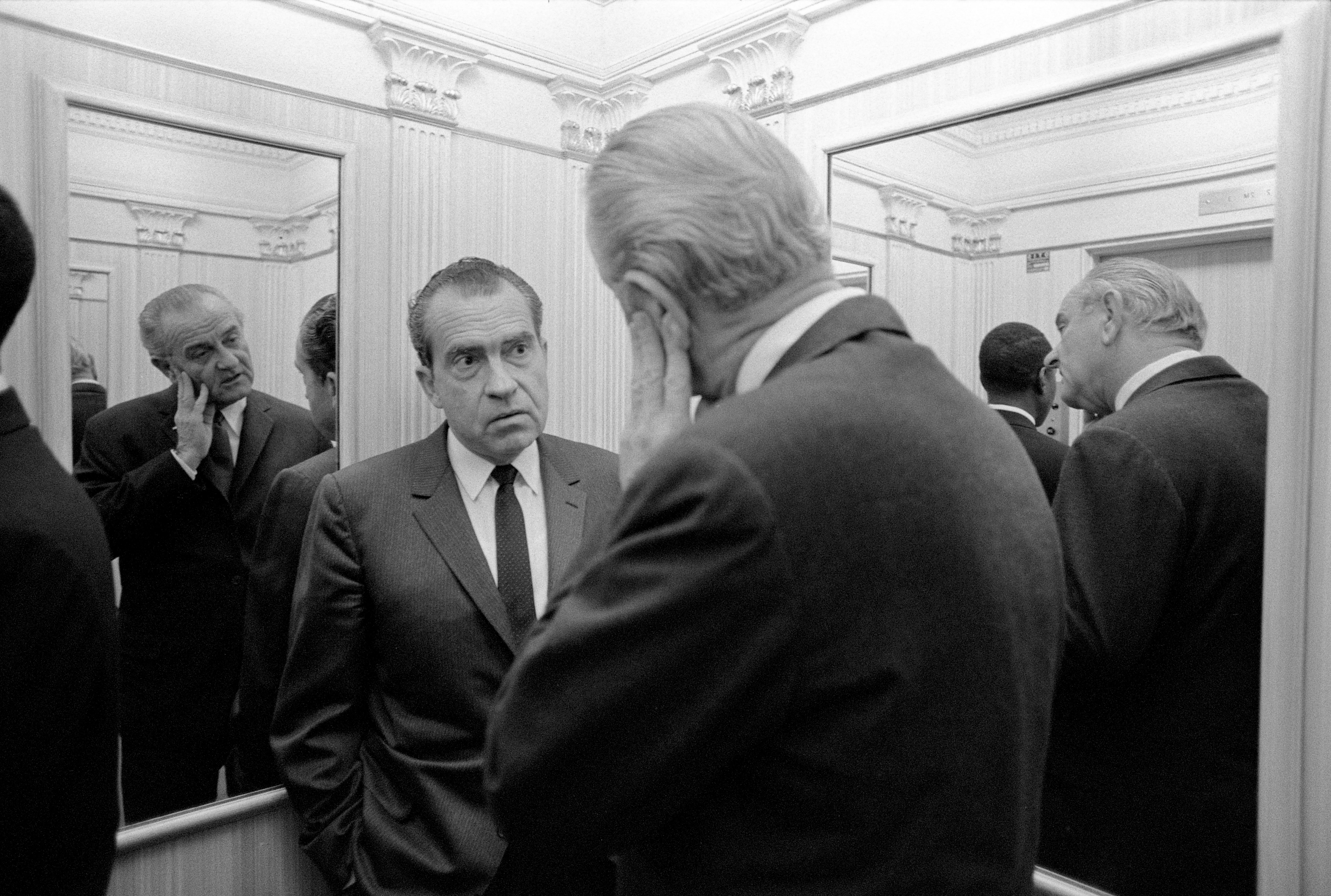 INTERFERENCE IN THE 1968 US PRESIDENTIAL ELECTION Title
