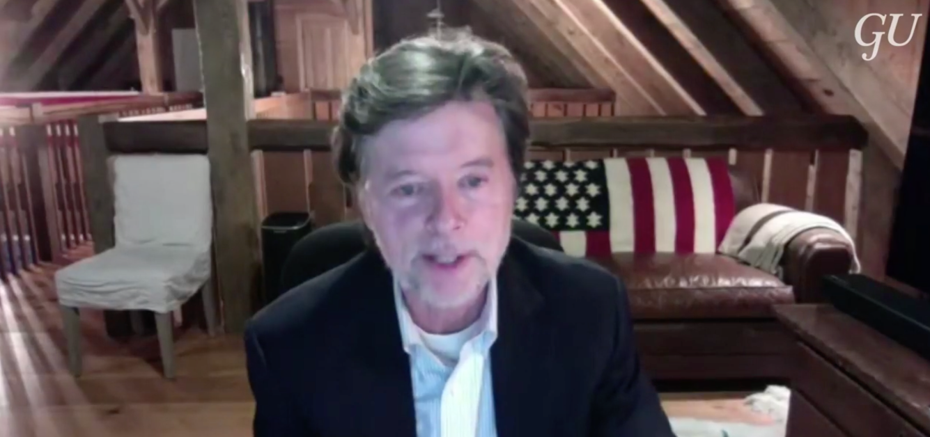 Consequential Elections: A Conversation with Ken Burns